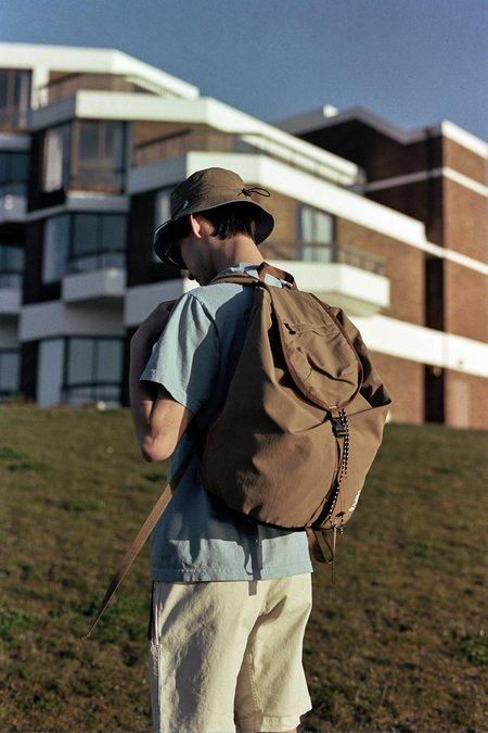 Gramicci Lid Pack backpack - Tan