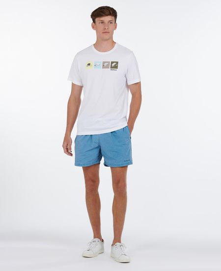 BARBOUR Turnberry Swim Shorts - Lyons Blue