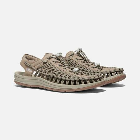 Keen UNEEK shoes - Timberwolf/Plaza Taupe