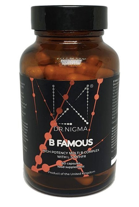 Dr Nigma B Famous supplement