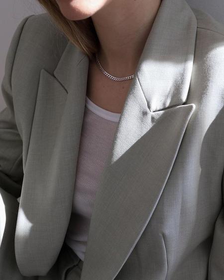 Lisbeth Ellison Necklace - Sterling Silver