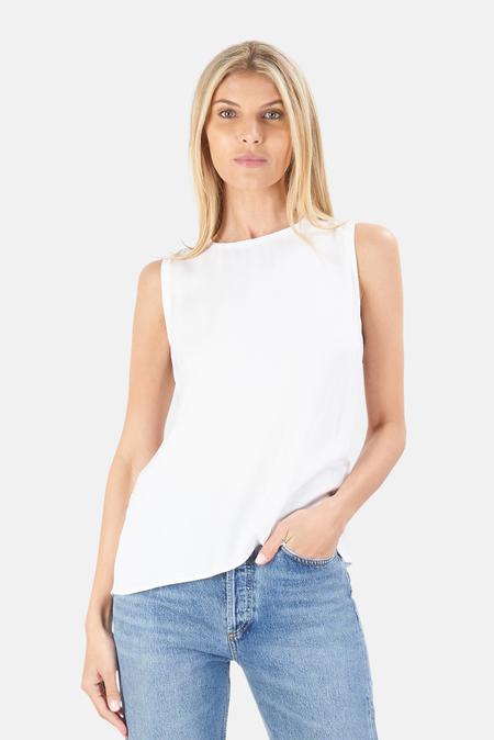 A.L.C. Bacy Top - White