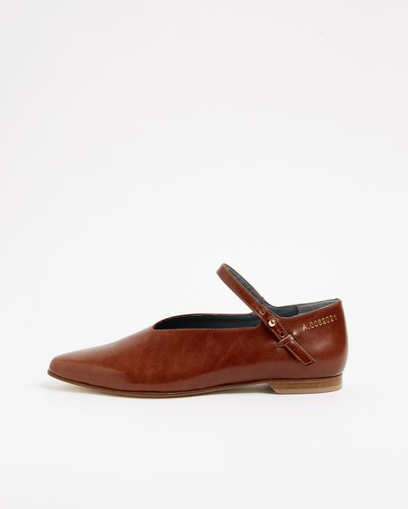 ACT SERIES Walter Mary Jane - Light Brown