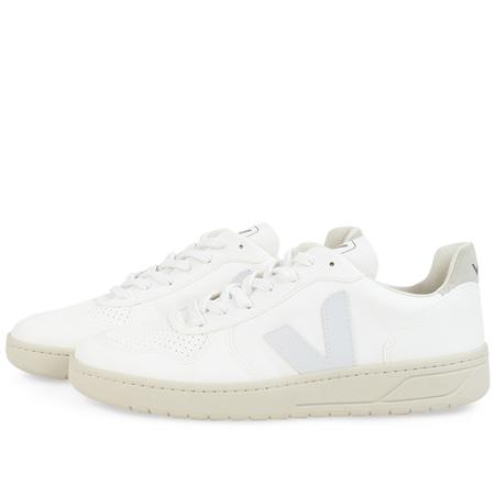 Veja v-10 bastille sneaker - White Natural