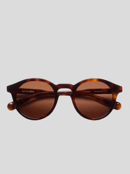 Sun Buddies Zinedine Sunglasses - Tortoise