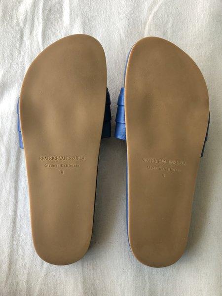 [Pre-loved] Beatrice Valenzuela Sandals - Sapphire