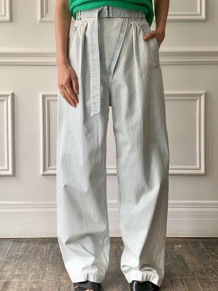 Christian Wijnants Peruda Jeans - Light Blue
