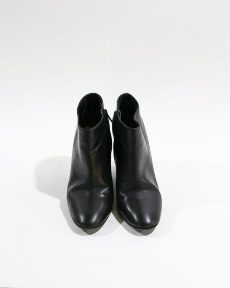 Pre-loved Pierre Hardy Leather Ankle Boots - black