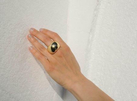 Luiny Hanna Ring - Brass