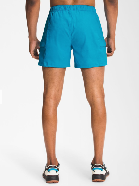 The North Face Class V Belted Short - Meridian Blue