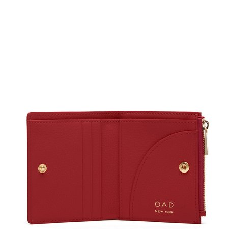 OAD Everywhere Mini Wallet - Brick Red