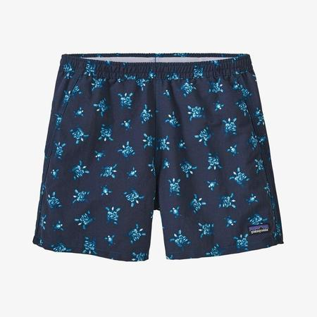 """Patagonia 5"""" Baggies™ Shorts - Little Flippers/Steller Blue"""