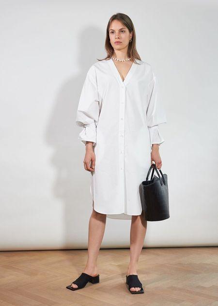 House of Dagmar Paris Dress - White