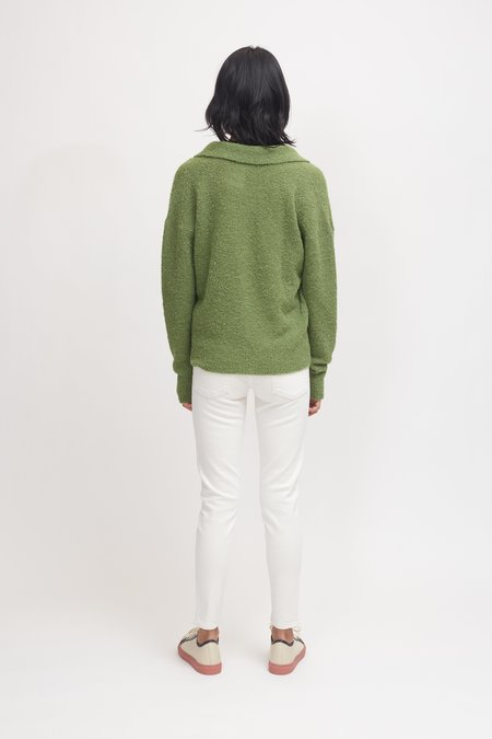 Rachel Comey Rosario Top - Green