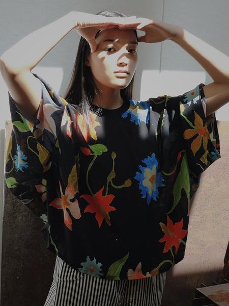 Anntian Big Top - Flora Obscura Print AA
