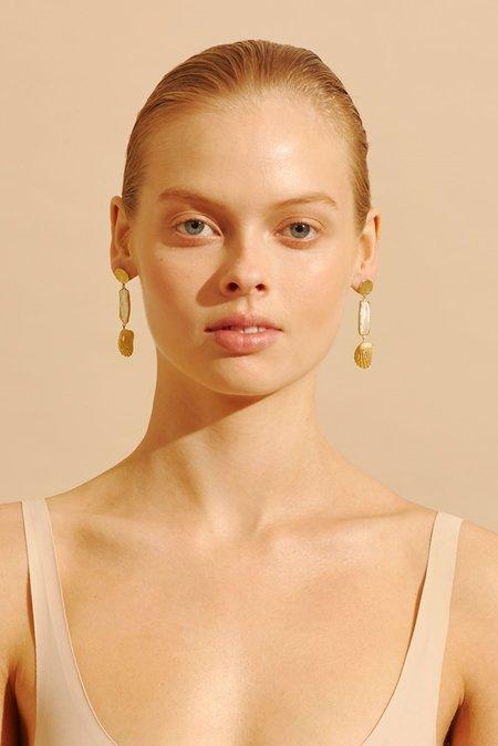 Amber Sceats Abbey Earrings