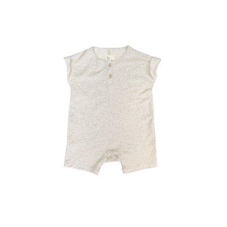 kids unisex nico nico Callen Baby Romper - Confetti Natural