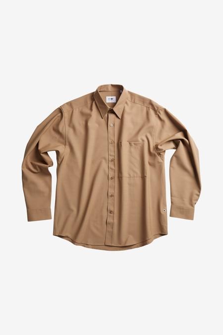 NN07 Arthur 1228 Shirt - Light Canela