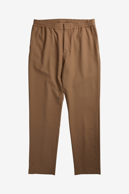 NN07 Foss 1228 trousers - Light Canela