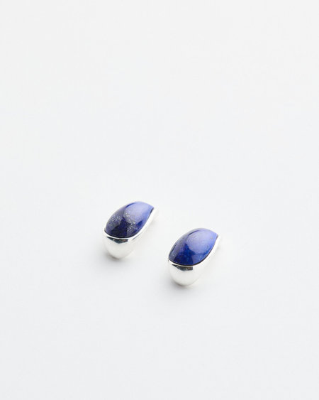 Luz Oritz Lapis Mizner Earrings