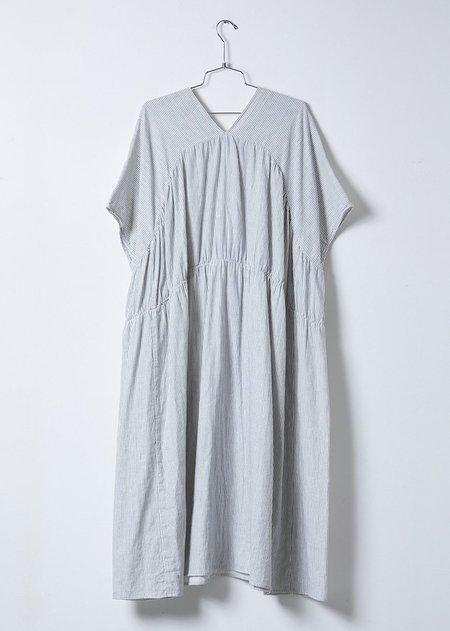 Atelier Delphine Lihue Dress - Stripe Gauze