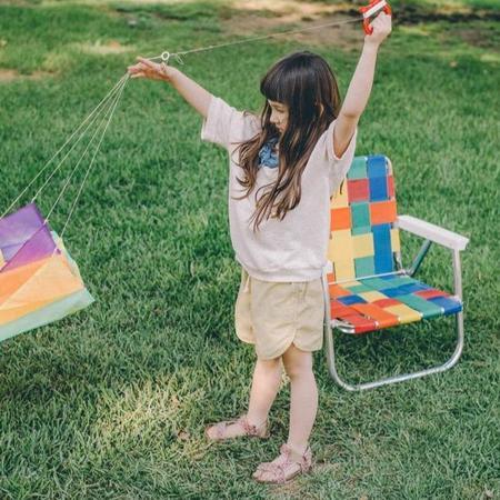 Kids nico nico Reid Pullover - Confetti Love