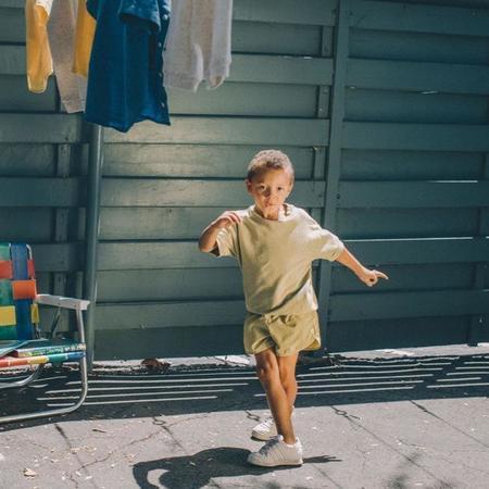 Kids nico nico Zeb Runner Short