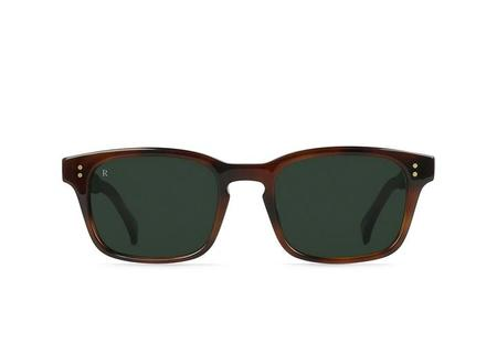 Raen Dodson Sunglasses - Americano/Bottle Green