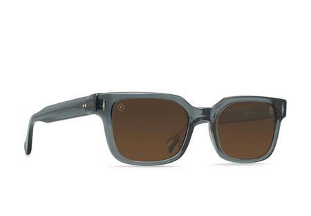 Raen Friar Polarized Sunglasses - Slate/Vibrant Brown