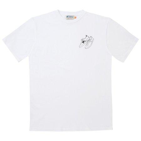 Karhu Trampas Sneakers T-Shirt - White