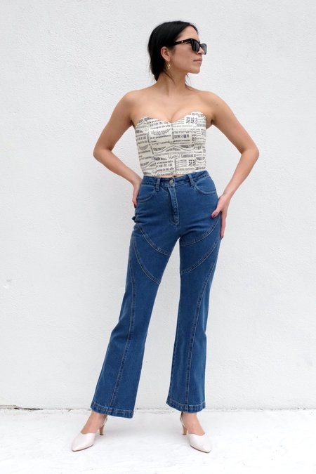 Paloma Wool Lavigne Pant - Denim