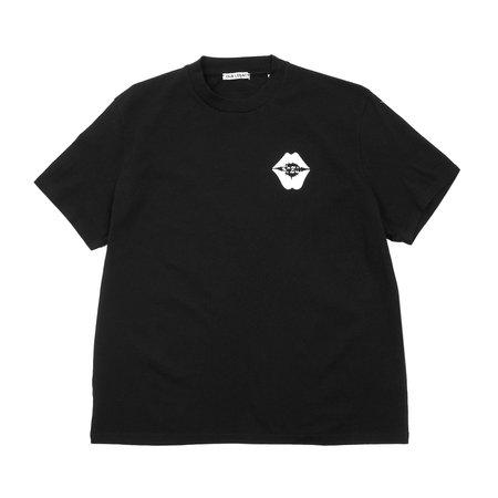 Our Legacy Box T-Shirt - Black/Air Kiss Print