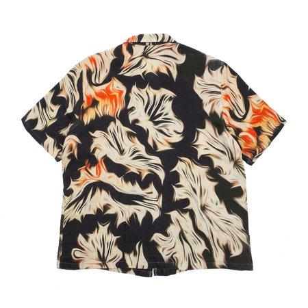 Our Legacy Shortsleeve Box Shirt - Platigyra Print
