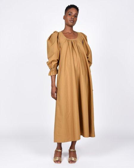 Toit Volant Epsilon Ursae Dress - Caramel