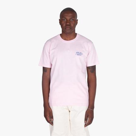 Reception Clothing Slow Imports T-shirt - Pink