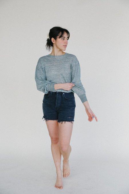 Line the Label Hazel Sweater - Basil