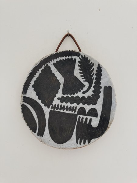 Ariel Clute Shapes Wall Hanging