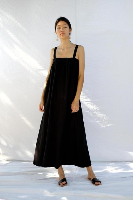 Micaela Greg Column Dress