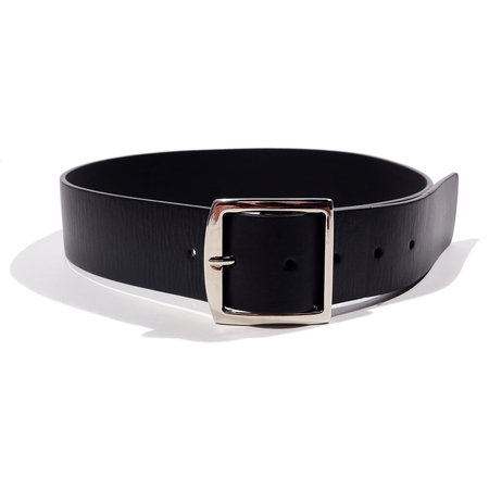 Maryam Nassir Zadeh Pablo Belt - Black