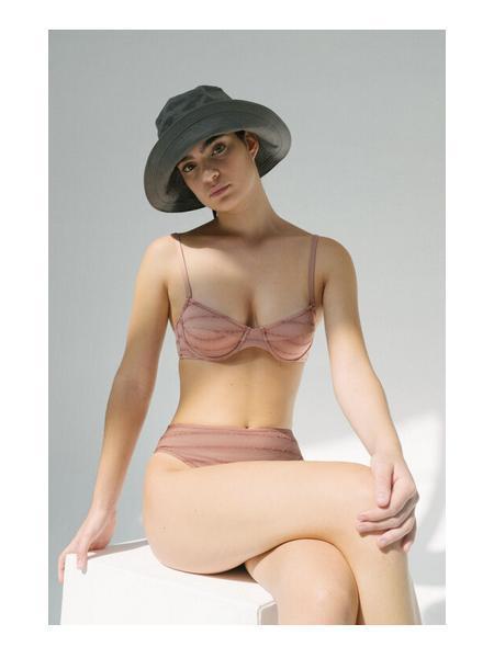 Pale Swimwear Olympia Bikini - Blush