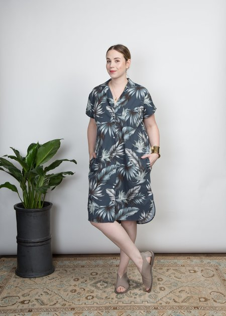 SBJ Austin R Dress - Aloha