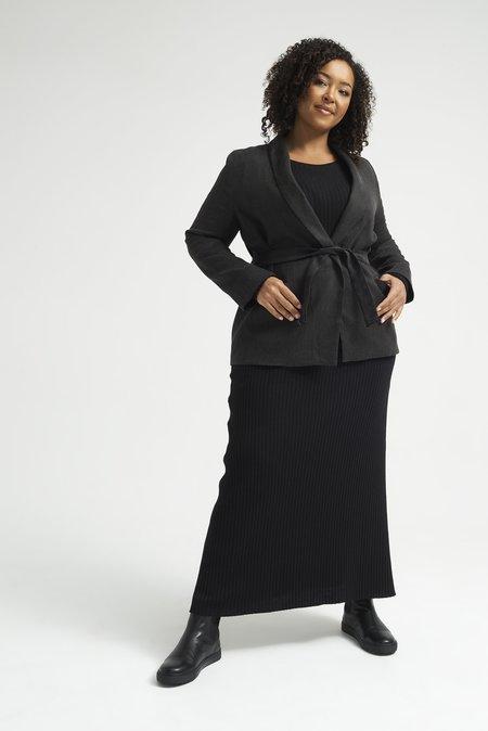 Lois Hazel Roman Jacket - Black