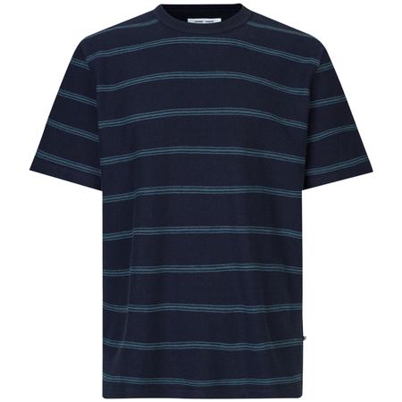 Samsoe Samsoe katlego st 11600 t-shirt - Night Sky St.