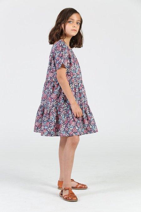 KIDS Sea NY Lissa Liberty Dress - liberty print