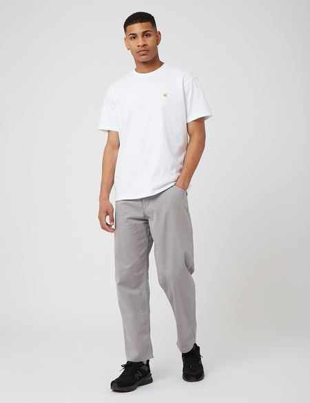 Edwin Tyrell Relaxed Pant - Grey