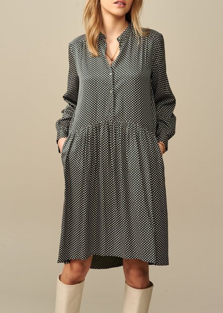 Bellerose Audrey Dress - Stripe