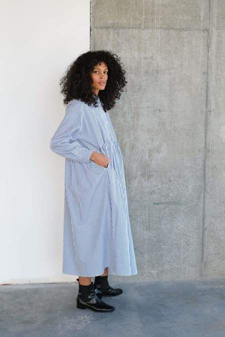 Kowtow Pheobe Dress - Stripe