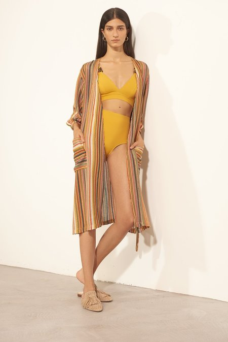 Else Oaxaca Knit Robe and Cover Up - Multi