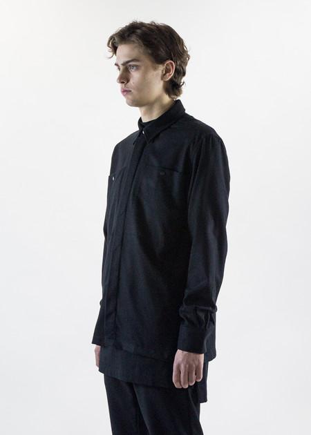 Etudes Record Wool Shirt
