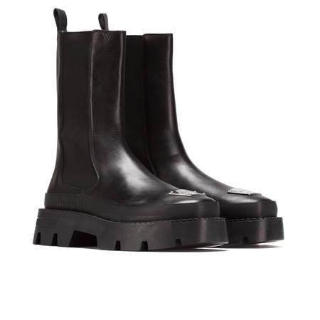 MISBHV Chelsea combat boots - Black